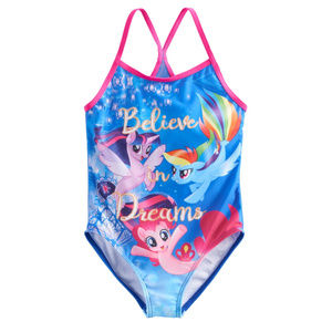 My Little Pony Girls Swimsuit Size 5-6